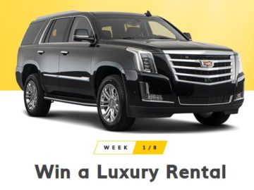Hertz Weekly Rental Giveaway Sweepstakes