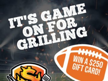 GrillPerks $250 Gift Card Giveaway