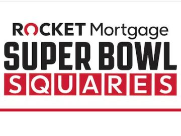 Rocket Mortgage Super Bowl Squares Sweepstakes