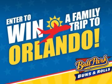 Ball Park Buns Celebrate Together Sweepstakes