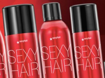 Sexy Hair Big Red Ticket Game Sweepstakes