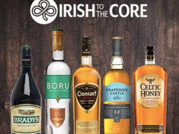 Castle Brands 2020 Irish to the Core Sweepstakes
