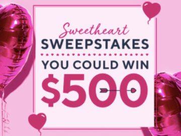 QVC Sweetheart Sweepstakes