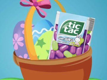 Tic Tac Hoppy Hunting Sweepstakes