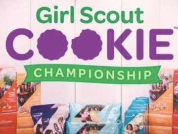 Food Network Girl Scout Cookie Championship Cash Giveaway