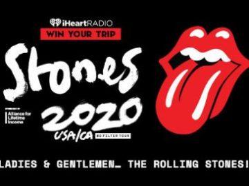 iHeart Ladies & Gentlemen The Rolling Stones Sweepstakes