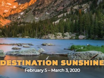 Destination Sunshine Sweepstakes (Limited States)