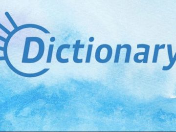 Dictionary.com Word Of The Day Giveaway
