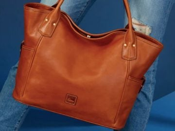 Dooney & Bourke Weekend Bag Giveaway