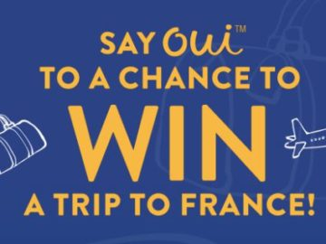 Yoplait Say Oui To The French Way Sweepstakes & Instant Win Game (Purchase/Mail-In)