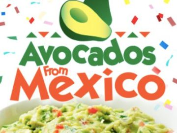 Avocados From Mexico New Year's Guac Toast Sweepstakes