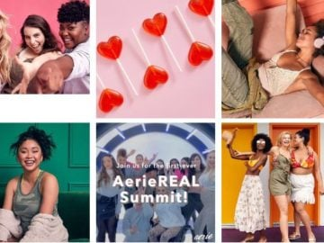 Aerie Real Summit Sweepstakes