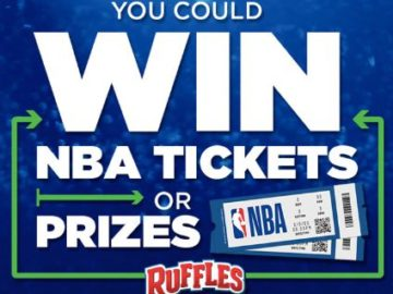 Ruffles Basketball Giveaway Instant-Win Game (Code Required)