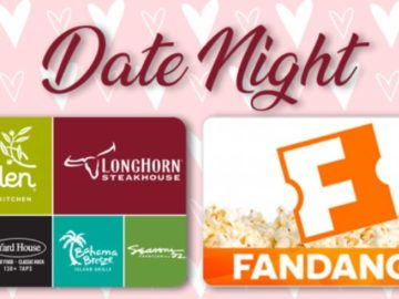 Debbie Macomber's Date Night Giveaway