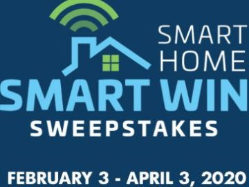 Wave Smart Home Smart Win Sweepstakes