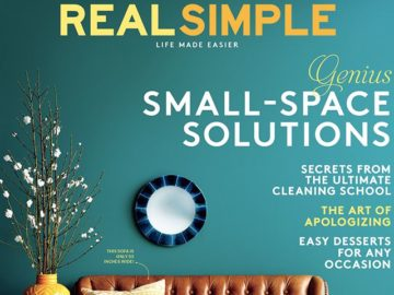 Real Simple Payoff Your Bills $10,000 Sweepstakes