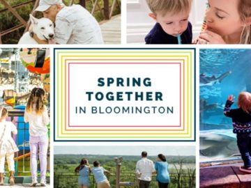 Spring Together in Bloomington Sweepstakes
