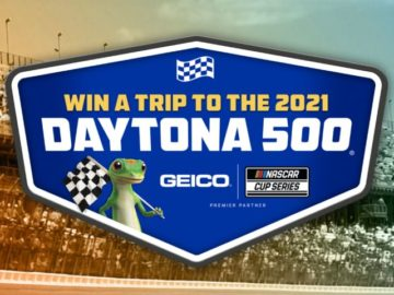 GEICO Racing Sweepstakes