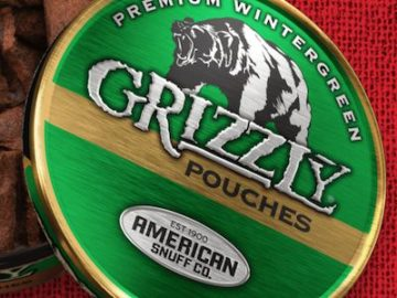 Grizzly Grizz365 Instant Win Game (Tobacco Users)