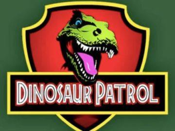 Dinosaur Patrol Jurassic Sized Sweepstakes