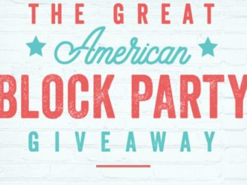 Main and Vine Wine Great American Block Party Sweepstakes
