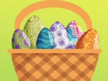 40 Days 40 Ways $500 Easter Sweepstakes