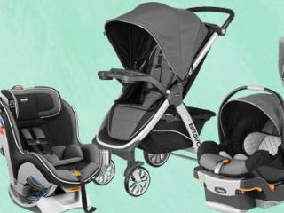 Amazon Baby Registry & Chicco Sweepstakes