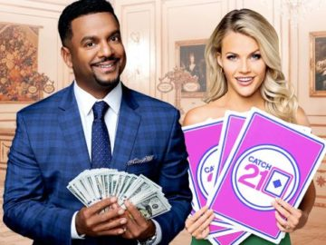GSN Catch 21 Web Game Sweepstakes