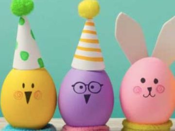 PAAS Easter Eggs Hit the PAAS Button Contest (Photo Needed)
