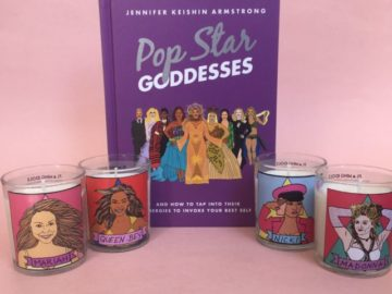 Harper Collins Pop Star Goddesses Sweepstakes