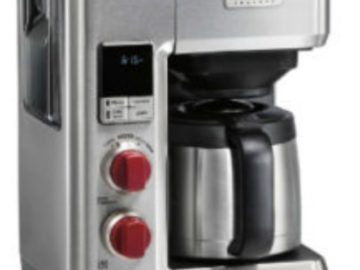 Leites Culinaria Wolf Programmable Coffee System Giveaway