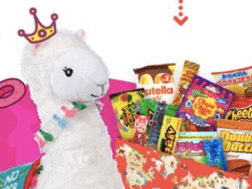 MunchPak Llama Giveaway