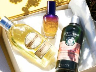 L'Occitane Monday Beauty Haul Sweepstakes
