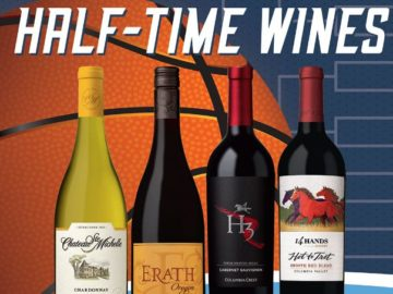 Half Time Wines 2020 Sweepstakes (Limited States )