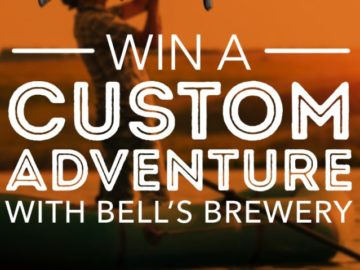 Bell's Brewery Fish Your Heart Out Sweepstakes