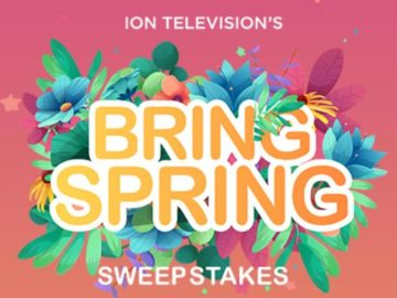 ION Television's Bring Spring Sweepstakes