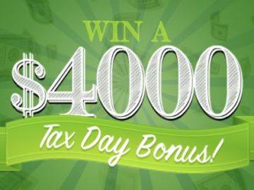 Digital Ivy $4,000 Tax Day Bonus Sweepstakes