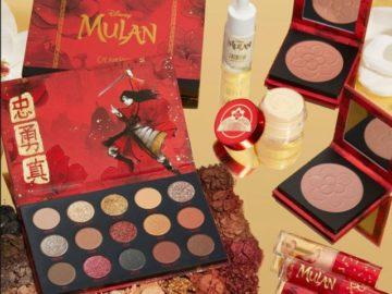 Mulan and Colourpop Giveaway (Facebook )