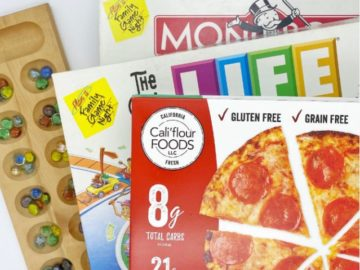 Cauli'flower Foods Family Game Night Giveaway
