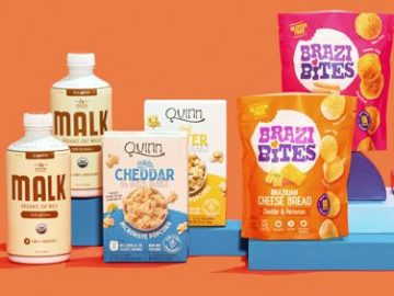 Quinn Foods Snacks Giveaway
