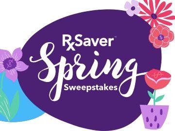 RxSaver Spring Sweepstakes