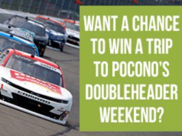 Pocono Raceway VIP Weekend Sweepstakes