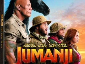 Jumanji: The Next Level Giveaway