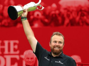 Play Golf with Shane Lowry Sweepstakes