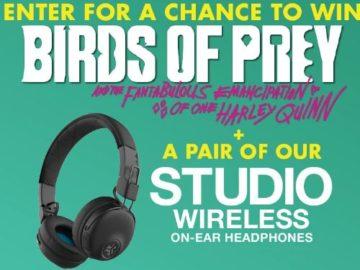 JLAB Audio Birds Of Prey Sweepstakes