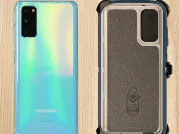 Samsung Galaxy S20 Giveaway