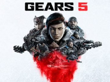 Win a Seagate Game Drive for Xbox Gears 5