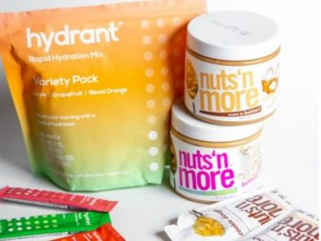 Nuts 'N More + Hydrant Giveaway