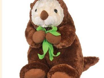 Stuffed Safari Weekly Giveaway