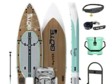 Boteboard Choose Your Own Adventure Giveaway